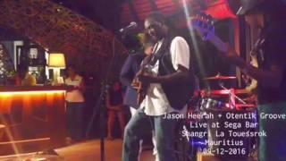 Jason Heerah + Otentik Groove Live
