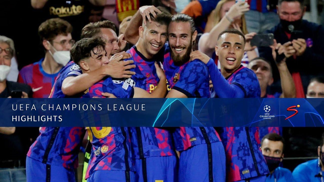 Download UEFA Champions League   Group E   FC Barcelona v Dinamo Kiev   Highlights
