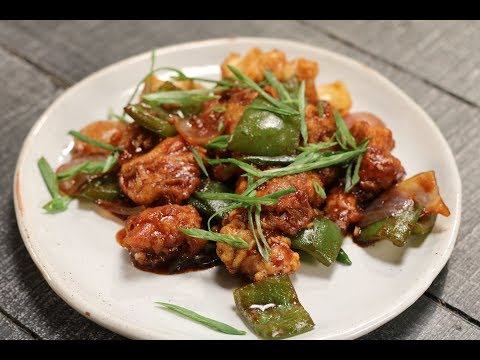 Chilli Chicken | 10 Best Indo-Chinese Recipes | Chef Anupa | Sanjeev Kapoor Khazana