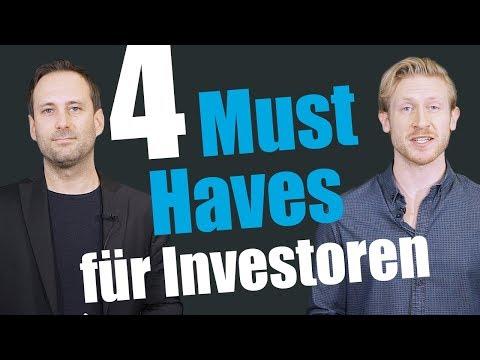 Diese 4 Dinge MUSST du wissen, bevor du deine erste Aktie kaufst // Mission Money