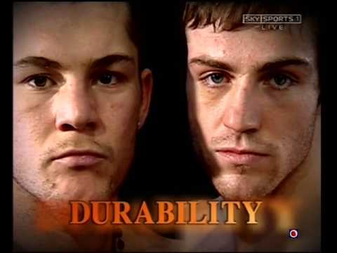 Jamie Moore vs Matthew Macklin