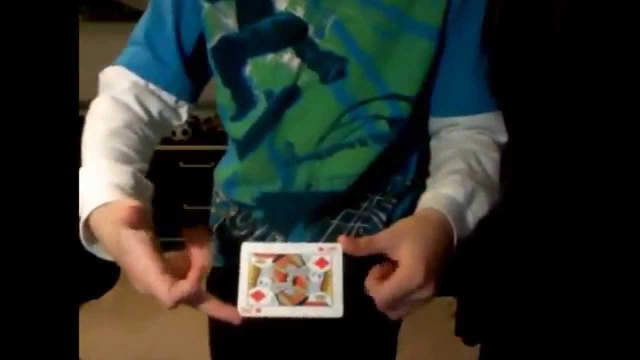 The Card Levitation...Secret Revealed!!!!!!!!!!! (Hummer Card) | hummer card