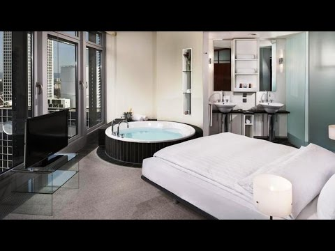 Top10 Recommended Hotels in Frankfurt City Centre, Germany