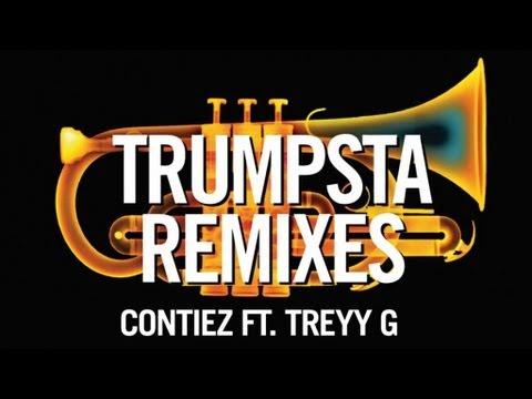 Contiez Feat. Treyy G. - Trumpsta (Stevie Mink Remix)