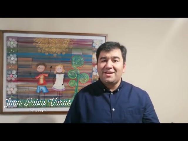 Saludo por Semana Santa, rector Pumahue Puerto Montt