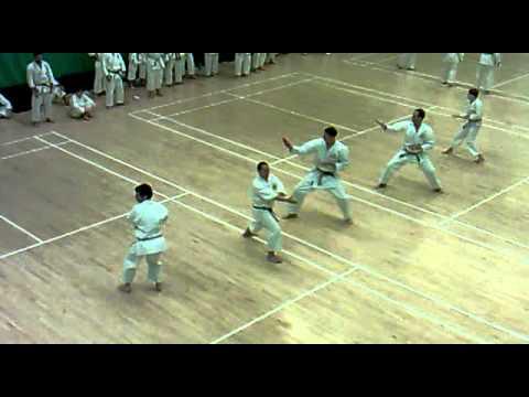 JKAE Shodan Grading Dec. 2010