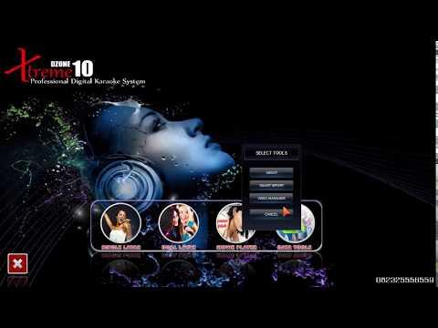 Cara Install dan Konfigurasi Dzone Xtreme Karaoke 10