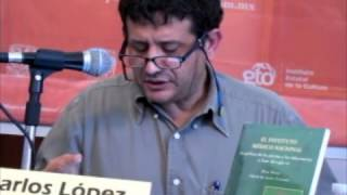 Presentación del libro El Instituto Médico Nacional de Nina Hinke. Fil Minería dic. 2011