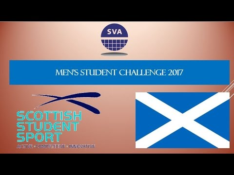 Scottish Students vs Scotland Under 23 - Men's Student Challenge 2017