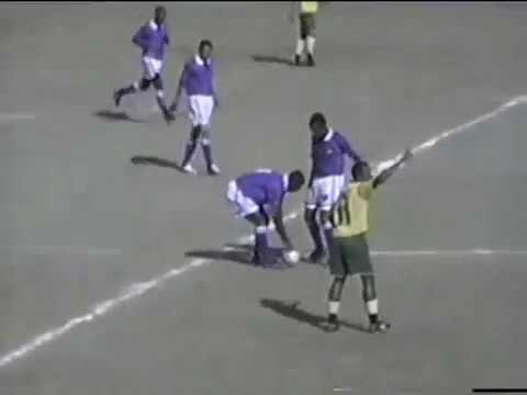Intermunicipal 2001 seleção de Baixa Grande x Euclides da Cunha, vídeo arquivo guerreiro silva