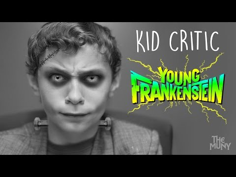Young Frankenstein Kid Critic | The Muny
