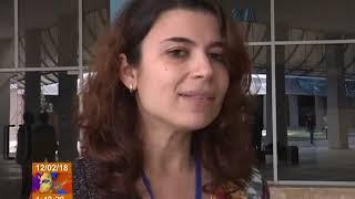 Noticiero de la Televisión Cubana / Congreso Panamericano de Esperanto