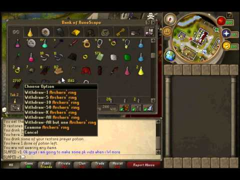 runescape pure update