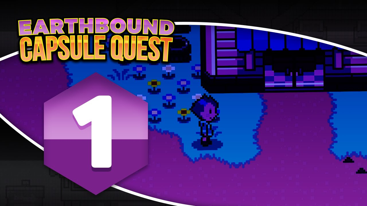 Earthbound: Capsule Quest Download, Informations & Media - Pokemon