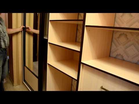 видео: Шкаф купе в прихожую Константин