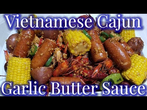 HOW TO MAKE VIET CAJUN WHOLE SHABANG SPICY GARLIC BUTTER SAUCE (2019)  🔥🔥🔥