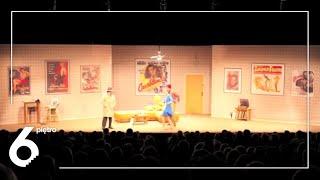 """Teatr 6. piętro - """"Zagraj To Jeszcze Raz, Sam"""""""
