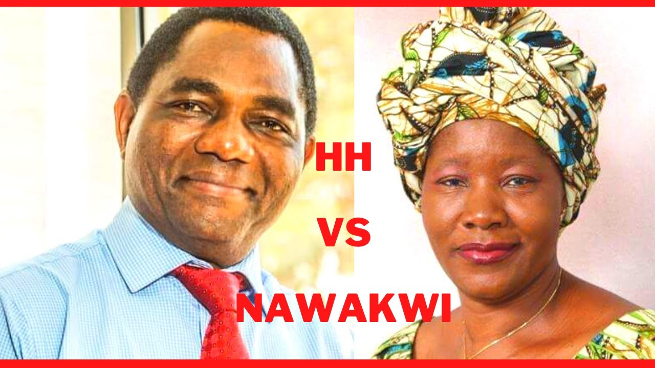 VIDEO: Edith Nawakwi A PF Surrogate Now Challenges HH Over
