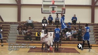 San Bernardino Valley  puts on Dunk Fest vrs VVCC