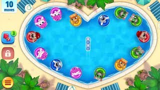 Talking Tom Pool - Puzzle Game For Kid
