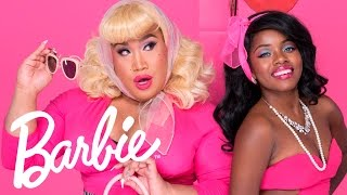 BARBIE MAKEUP TUTORIAL | PatrickStarrr