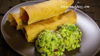 Taquito (chicken Taquito) Recipe 4k