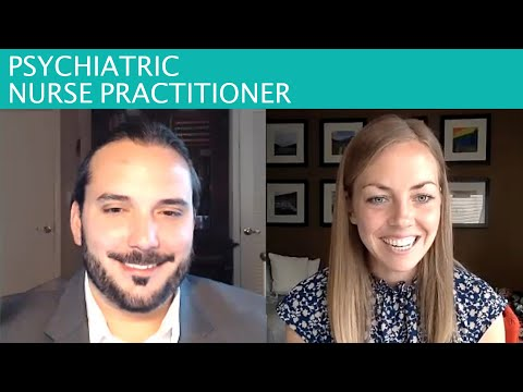 Talking With A Psychiatric Nurse Practitioner - Carlos Larrauri