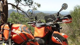 Motorcycle Adventure Australian Outback Episode 1