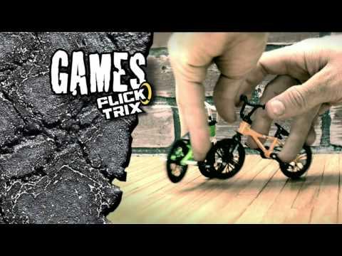 Flick Trix - Bike Customization And Games