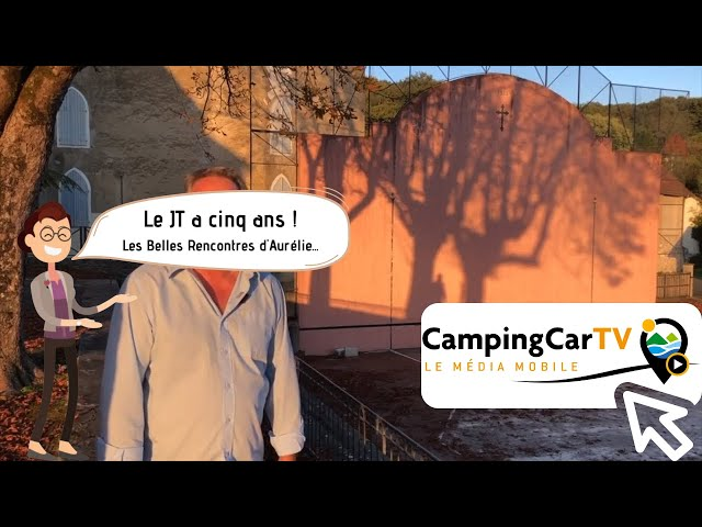 Tourisme en camping-car - Salies-de-Béarn