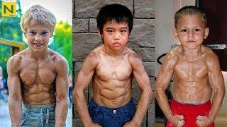 世界の筋肉少年 TOP 3 thumbnail