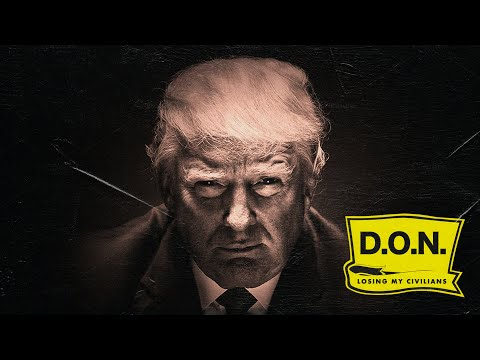 Donald Trump x REM - Losing My Civilians