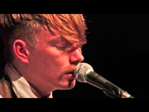 The Sea Atlas - Man From The North (Wee Studio Live - An Lanntair 2013)
