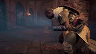 Assassin's Creed Origins All Gladiator Arena  Bosses  (High Level Mission) PS4 PRO