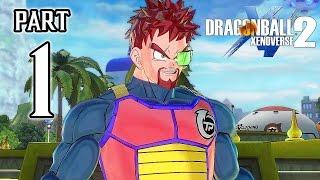 Dragon Ball Xenoverse 2 - Walkthrough PART 1 (PS4) Beta @ 1080p (60fps) HD ✔