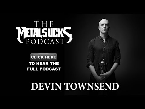DEVIN TOWNSEND On The MetalSucks Podcast #159