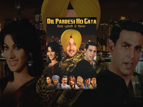 Dil Pardesi Ho Gaya - Full Movie