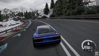 Audi R8 - Forza Motorsport 7 Gameplay (1080p60fps)