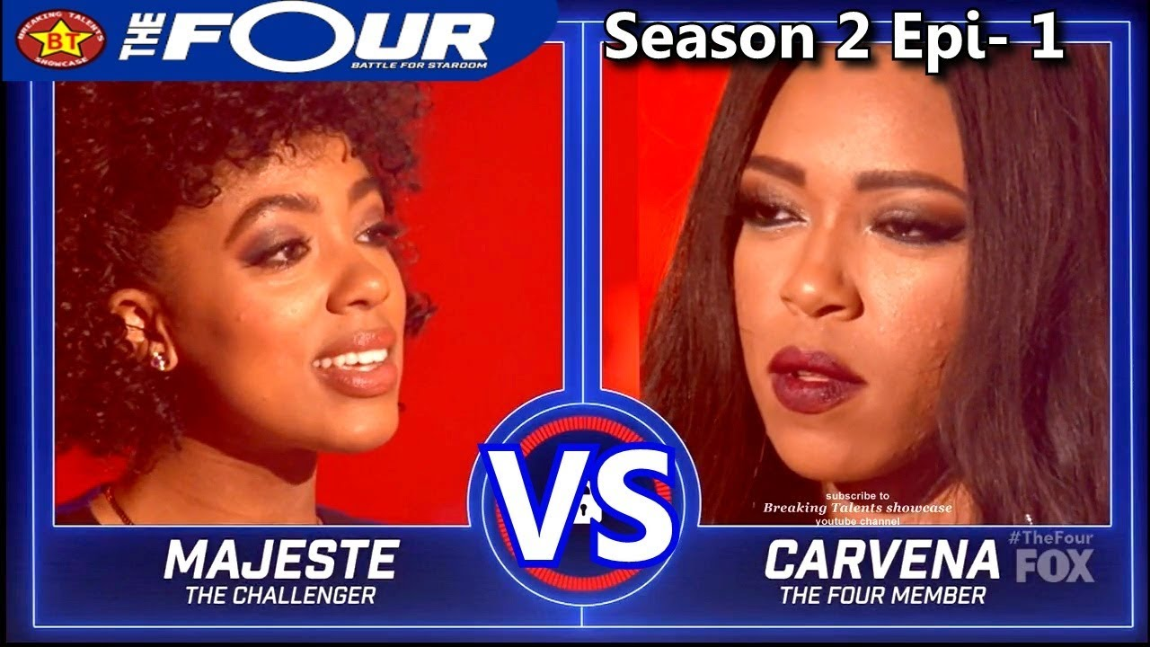 "Download Carvena Jones vs Majeste Pearson & RESULTS  ""Love Don't Live Here Anymore""  The Four Season 2"