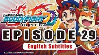 [Sub][Episode 29] Future Card Buddyfight Triple D Animation
