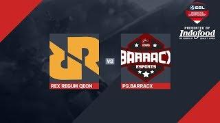 ESL Indonesia Championship – Dota 2: Matchday #3 (BOOM vs PG.Orca; RRQ vs PG.Barracx)