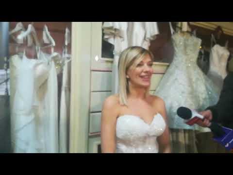 Kija se pripema za sajam venčanica
