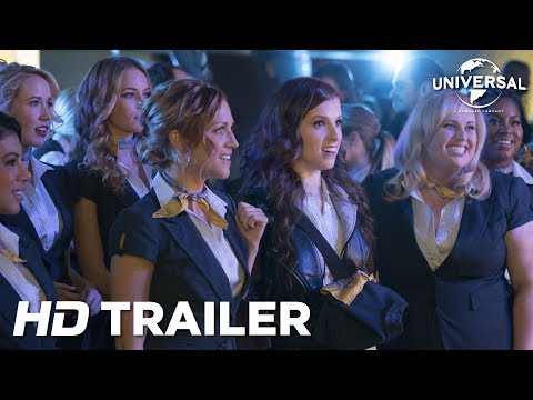 Pitch Perfect 3 Releases Second Trailer
