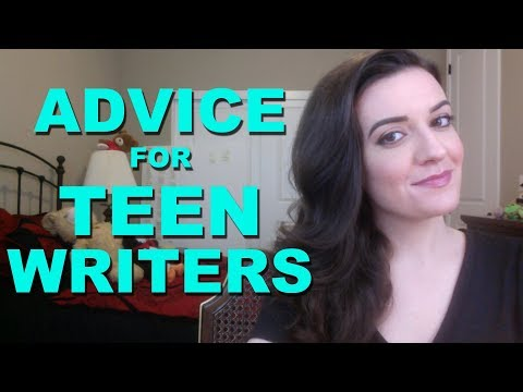 Advice for Teen Writers Mp3