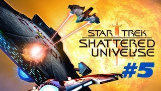 Star Trek: Shattered Universe Walkthrough Mission 5: The Way of All Empires (Cheat)
