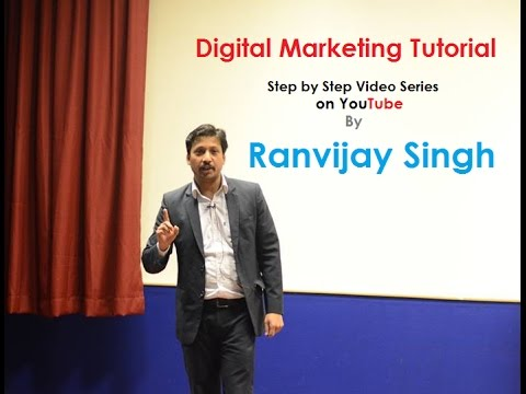 Basics of Digital Marketing Internet Marketing Tutorial Step By Step Guide - #1
