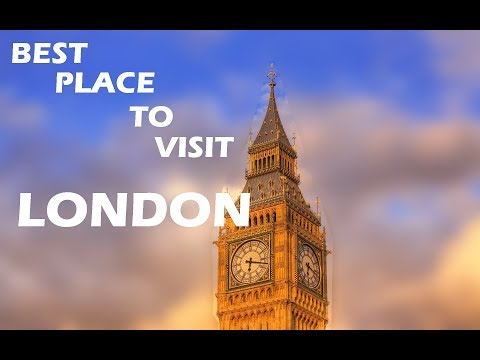 TOP 10 PLACE TO VISIT IN LONDON || THE AMAZING THINGS || TRAVEL