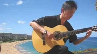 """Those Were The Days"" Solo Guitar by René Sahir"
