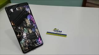 Samsung Galaxy S10+ AnTuTu Benchmark test (Exynos 9820)