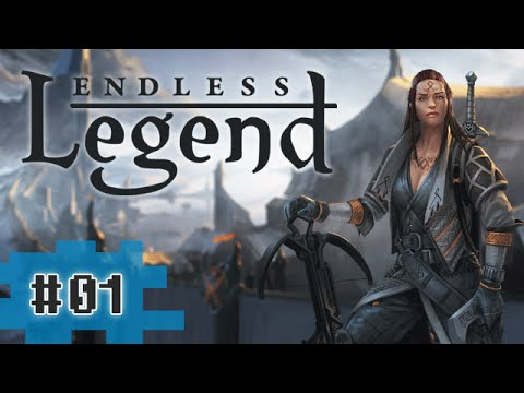 Let's play Endless Legend - Vaulters on Impossible #1